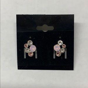 NWT Swarovski crystal earrings